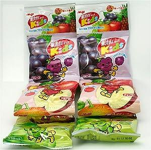 Kasugai Mixed Mini Gummy Candies 2 Packs