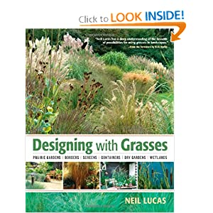 Gardening book: Designing with Grasses by Neil Lucas. Click here to see this book on Amazon