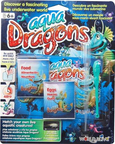 Aqua Dragons Food/Egg Refill Pack - 1