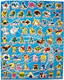Pokemon Characters Sheet 6 - A4 Sheet of stickers