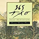 365 Tao: Daily Meditations Audiobook by Ming-Dao Deng Narrated by Amanda Carlin