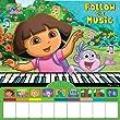 Nickelodeon Dora the Explorer: Follow the Music (Piano Book)