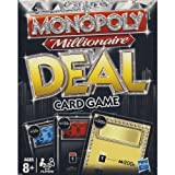 Hasbro Inc 98840 Monopoly Millionaire Deal Game Toy/Game/Play Child/Kid/Children