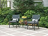 Alexandra-Square-3-Piece-Outdoor-Bistro-Set-Red-Stripe-with-Butterflies-Seats-2-Outdoors-Relax-Grill-sun-poarch