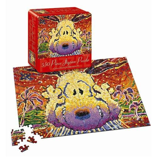 Cheap USAopoly L.A. Snoopy by Everhart Collector Series Puzzle (B001J9REKU)