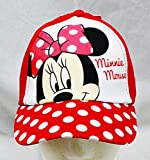 Disney Minnie Mouse Polka Dots Cap 1pcs (Random) Youth Size
