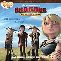 Die dunklen Klippen (Dragons - auf zu neuen Ufern 25) Hörbuch