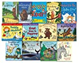 Julia Donaldson Julia Donaldson Collection 13 Books Set Pack The Gruffalo, The Highway Rat, The Snail and the Whale, Cave Baby, Monkey Puzzle,