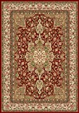 61yOEI3qJPL. SL160  Traditional Area Rug, Home Dynamix Royalty 37 x 52 Red