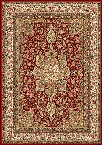 Traditional Area Rug, Home Dynamix Royalty 3'7