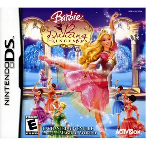 Barbie: 12 Dancing Princesses - Nintendo DS