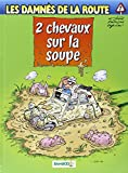 img - for 2 chevaux sur la soupe book / textbook / text book