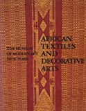 African Textiles and Decorative Arts (0870702270) by Sieber, Roy