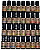 Aromatherapy Set 32-10ml 100% Pure Therapeutic Grade Essential Oil