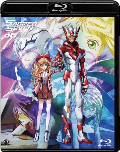 セイクリッドセブン (Sacred Seven) [豪華版] Vol.06 (初回限定版) [Blu-ray]