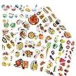 5 PCS Food DIY Photo Album Diary Luggage Book Phone Stickers