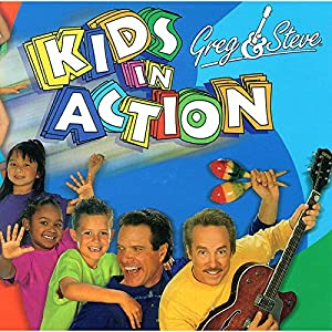 Greg Amp Steve Kids In Action Amazon Com Music