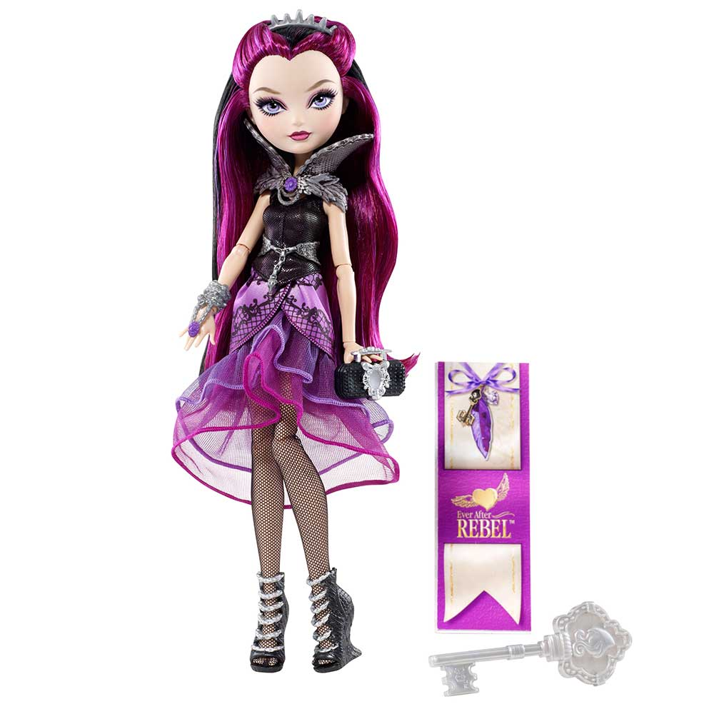 Amazon.com: Ever After High Raven Queen Doll: Toys & Games