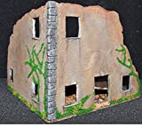 WWS 25mm - 28mm Ruined Building