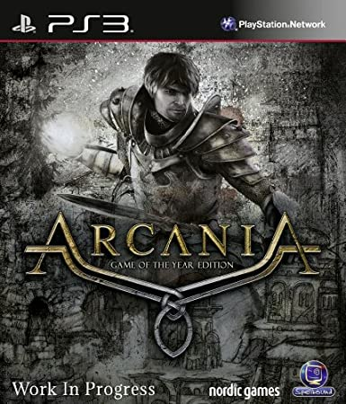Arcania - Game of the Year Edition (PS3)