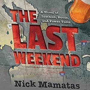 The Last Weekend Audiobook