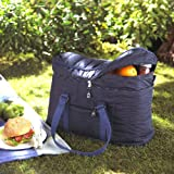 Lakeland Lightweight Insulated Cool Bag for Picnics with Handles (20 Litre)