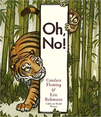 This is on my Wish List: Oh, No! (9780375842719): Candace Fleming, Eric Rohmann: Books
