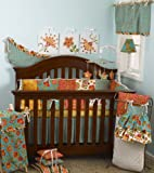 Cotton Tale Designs 8 Piece Crib Bedding Set, Gypsy