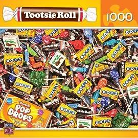 Tootsie Roll 1000 Piece Jigsaw Puzzle