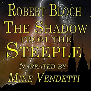 The Shadow from the Steeple Audiobook