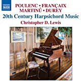 20th Century Harpsichord Music