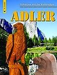 Schnitzen mit der Kettens�ge: Adler (...