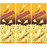 Amrutha Aromatics Champa Incense Sticks 100G (Pack Of 3)