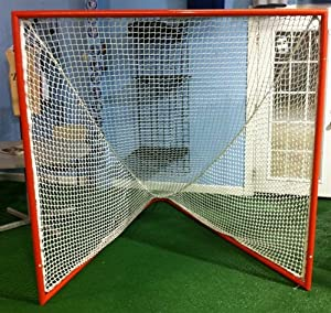 Predator Sports Lacrosse High School Game Goal with 6mm Net by Predator