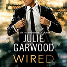 Wired Audiobook by Julie Garwood Narrated by Saskia Maarleveld
