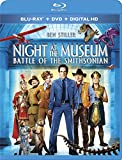 Night At The Museum: Battle Of The Smithsonian  [Blu-ray + DVD + Digital Copy] (Bilingual)