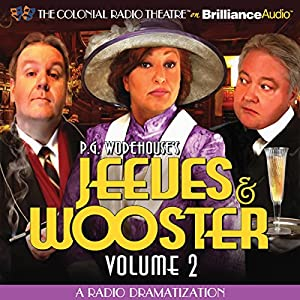 Jeeves and Wooster, Vol. 2 Radio/TV Program