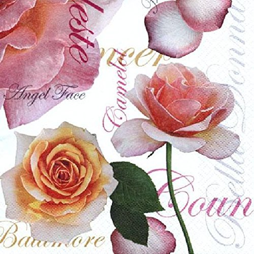 serviettes-33-cm-design-blanc-de-rose-368025-bella-donna