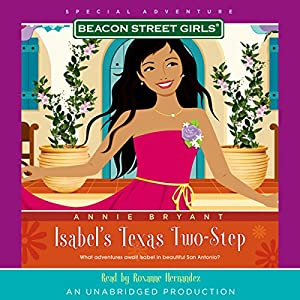 Isabel's Texas Two-Step Audiobook