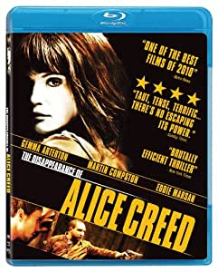 DISAPPEARANCE OF ALICE CREED [Blu-ray]
