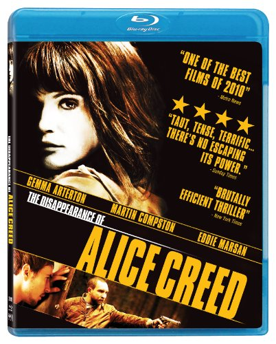 The Disappearance of Alice Creed [Blu-ray] (2010)