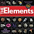The Elements 2014 Calendar: A Visual Exploration of Every Known Atom in the Universe