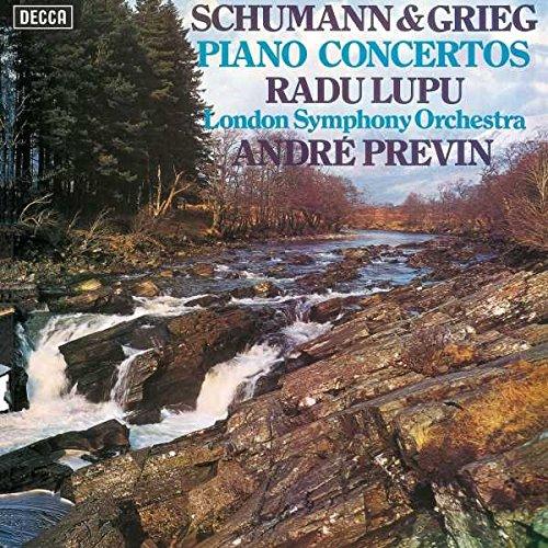 Schumann-Grieg-Piano-Concertos