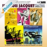Five Classic Albums (The Kid And The Brute / Swing's The Thing / Illinois Jacquet Flies Again / Illinois Acquet Collates / Groovin' With Jacquet) [Remastered]