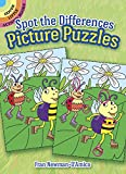 Spot the Differences Picture Puzzles (Dover Little Activity Books)