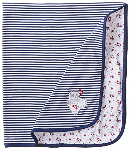 ABSORBA Baby-Girls Newborn Tea Party Blanket - 1