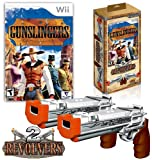 Gunslingers Bundle with 2 Revolver Guns