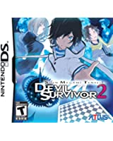 Shin Megami Tensei: Devil Survivor 2 NDS US Version
