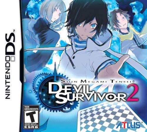 Shin Megami Tensei: Devil Survivor 2 (輸入版)