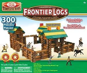FRONTIER LOGS 300 PIECES